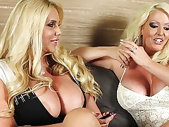 Threesome sex tube - fuck milfs