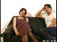 Sex tube orale - porno per una mamma