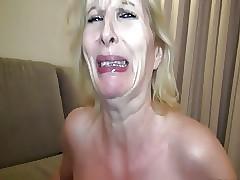 Pantyhose hot clips - porn moms