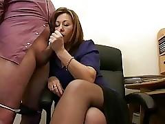 Secretary sex clips - best mature porn