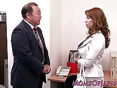 Segretario sex clip - miglior porno maturo
