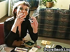 Smoking sex tube - fucking meine Mutter