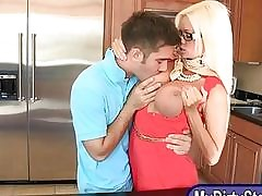Nikita Von James hot videos - moms fuck
