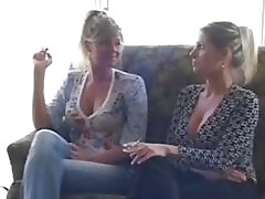 Smoking sex tube - fucking my mom