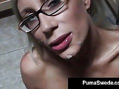 Puma Swede hot videos - share wife porn