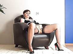 Stocking hot clips - big tit mature porn